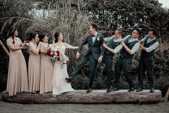 The Wedding of Paulina & Kevin by Bali Eve Wedding & Event Planner - 028