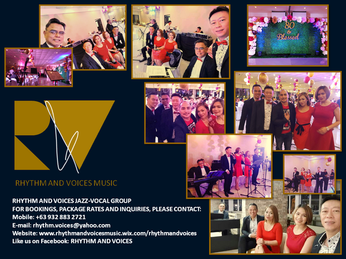 PRIVATE EVENT 80TH BIRTHDAY CELEBRATION by RHYTHM AND VOICES MUSIC - 001