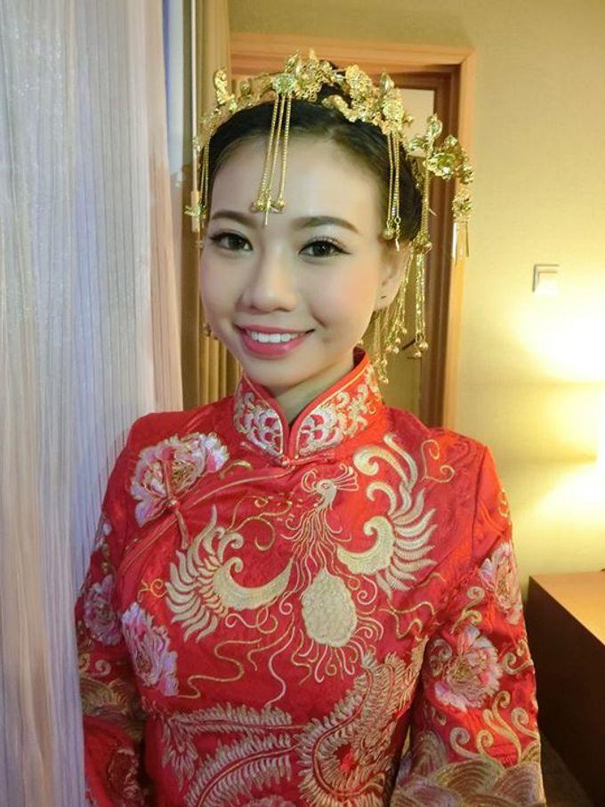 Wedding Day Bride Makeup Service by Elizabeth Lee Makeup Artist - 012