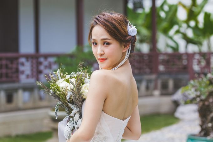Cha Nee out door shoot by Cocoon makeup and hair - 023