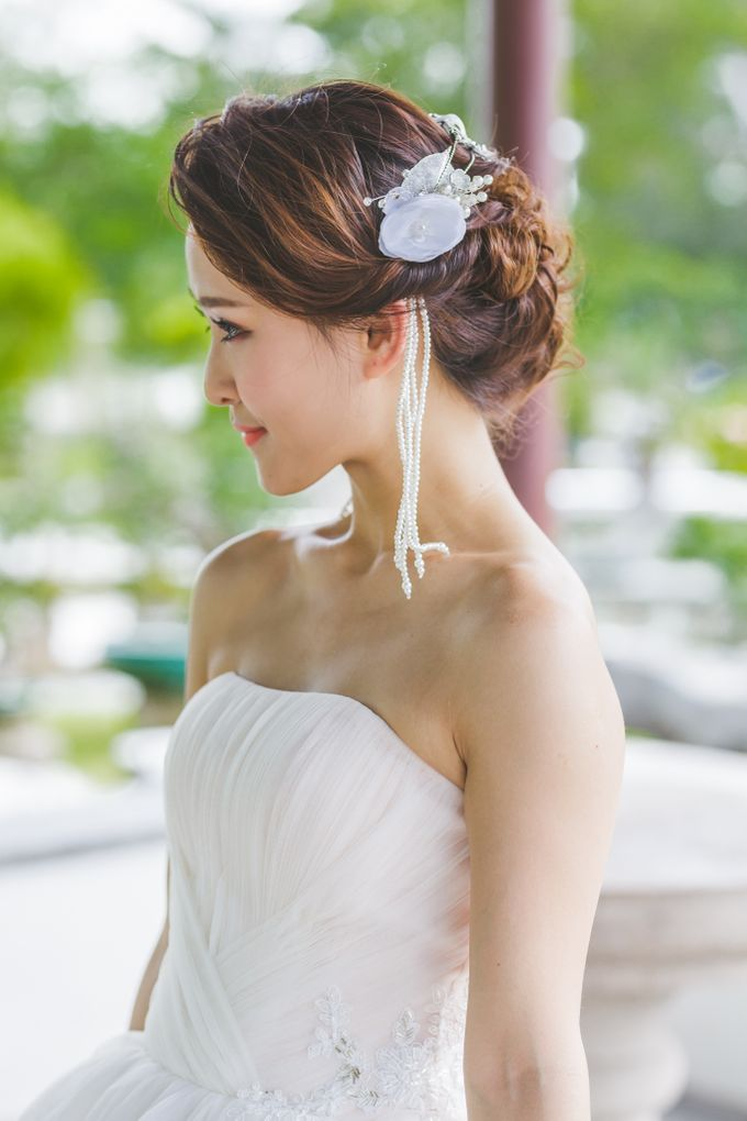 Cha Nee out door shoot by Cocoon makeup and hair - 028