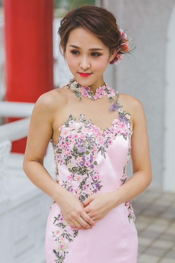 Cha Nee out door shoot by Cocoon makeup and hair - 034