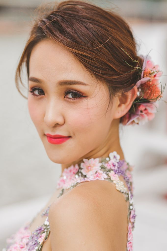 Cha Nee out door shoot by Cocoon makeup and hair - 038