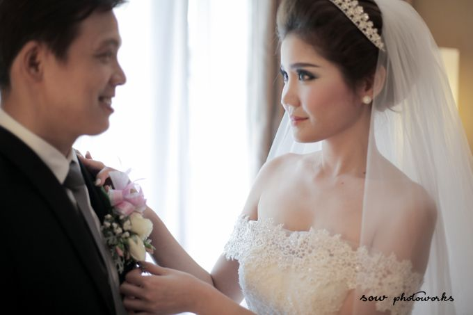 The Wedding of Andree & Risa by FROST Event Designer - 018