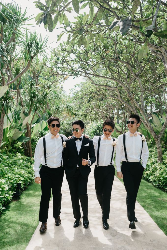 GIDEON + AKTALISA WEDDING DAY by Summer Story Photography - 006