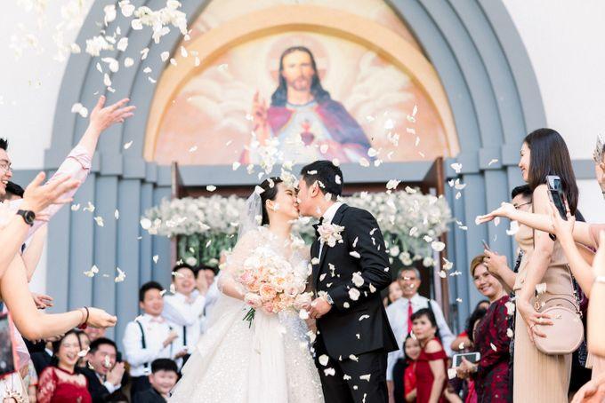 Gideon & Aktalisa Wedding by Tefillah Wedding - 011