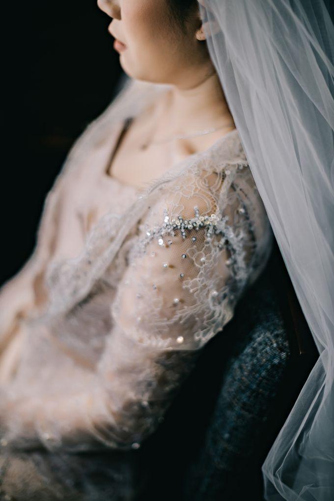 Wedding of Angga & Andrea by Treesia Makeup Artist - 026