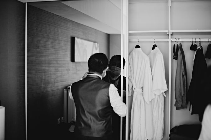 Wedding of Angga & Andrea by FROST Event Designer - 027