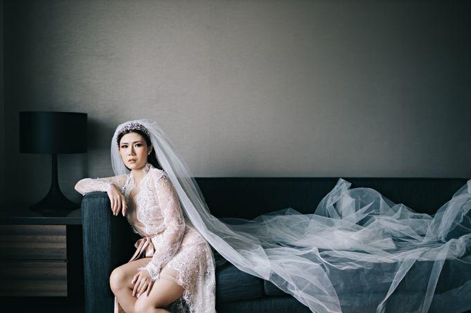 Wedding of Angga & Andrea by Treesia Makeup Artist - 028