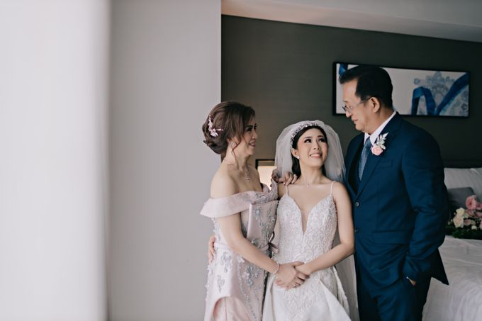 Wedding of Angga & Andrea by FROST Event Designer - 035
