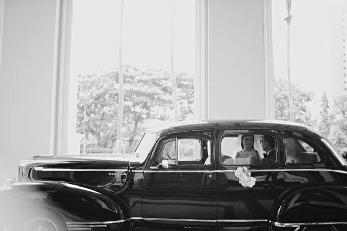 Wedding of Angga & Andrea by Treesia Makeup Artist - 039