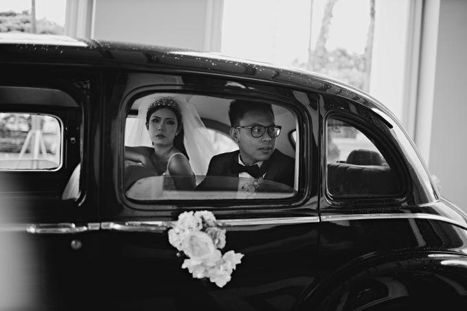 Wedding of Angga & Andrea by Treesia Makeup Artist - 040