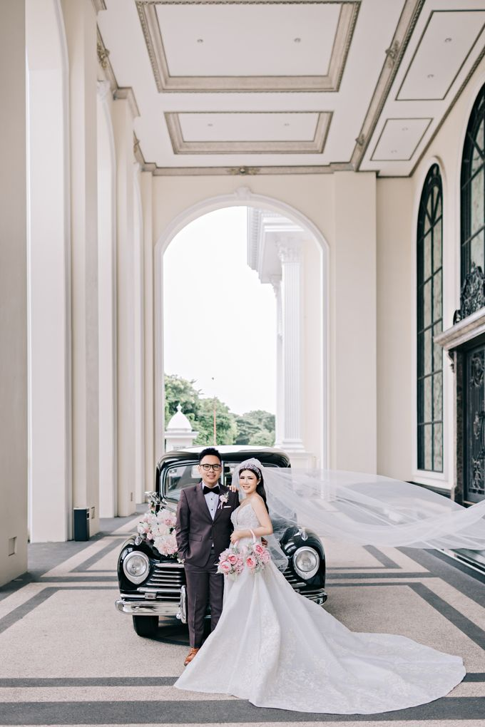 Wedding of Angga & Andrea by FROST Event Designer - 041
