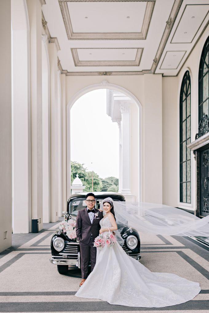 Wedding of Angga & Andrea by Treesia Makeup Artist - 041