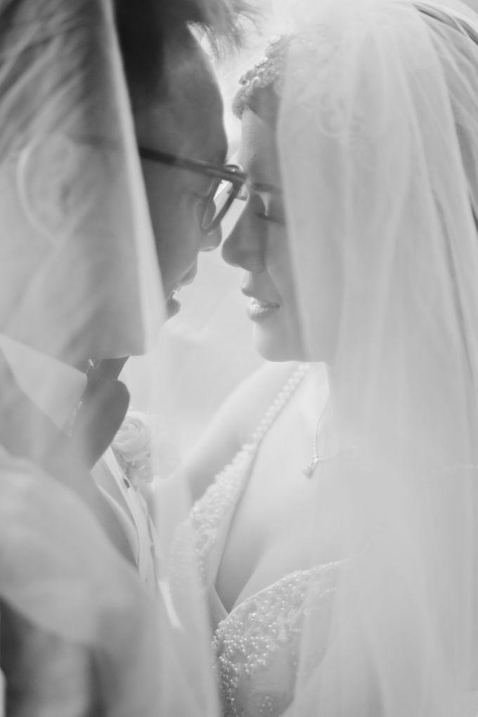 Wedding of Angga & Andrea by Treesia Makeup Artist - 044