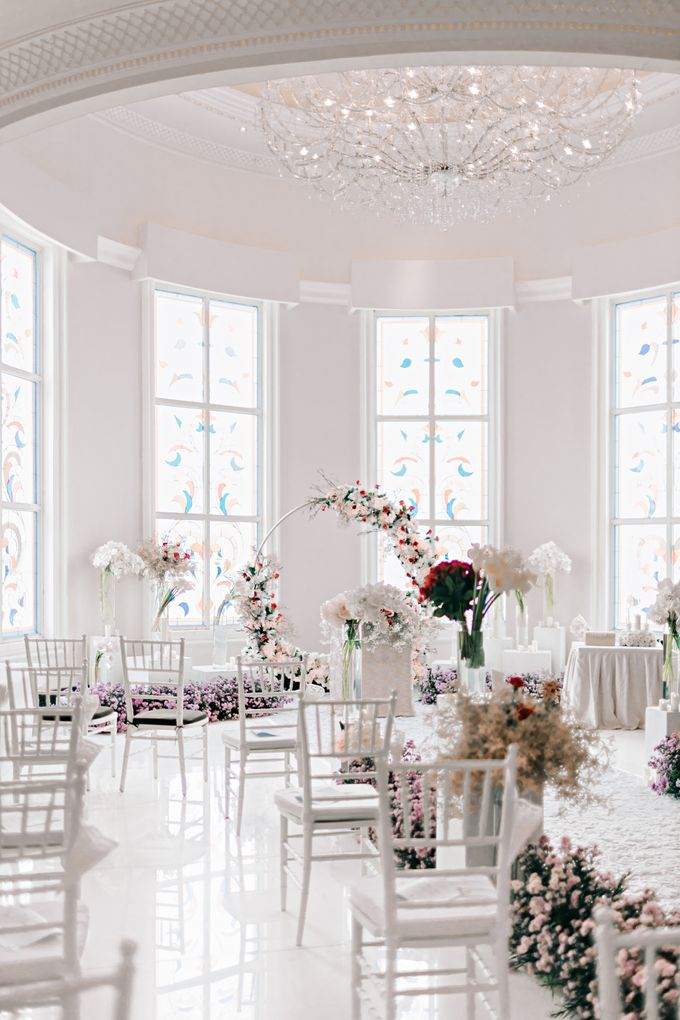 Wedding of Angga & Andrea by FROST Event Designer - 045