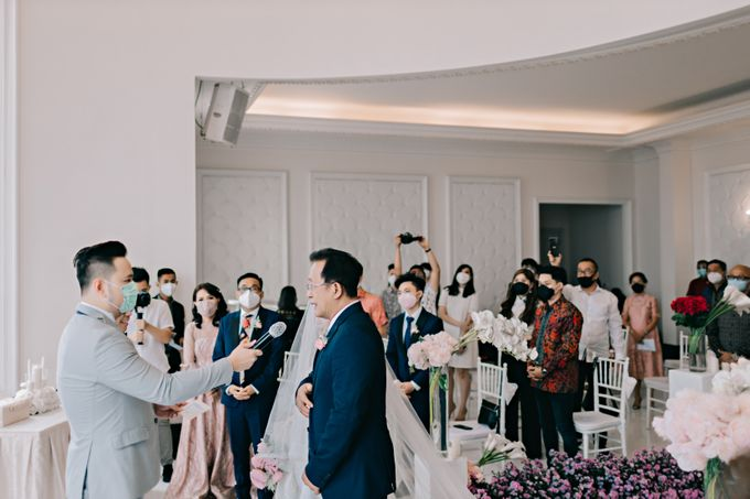 Wedding of Angga & Andrea by FROST Event Designer - 046