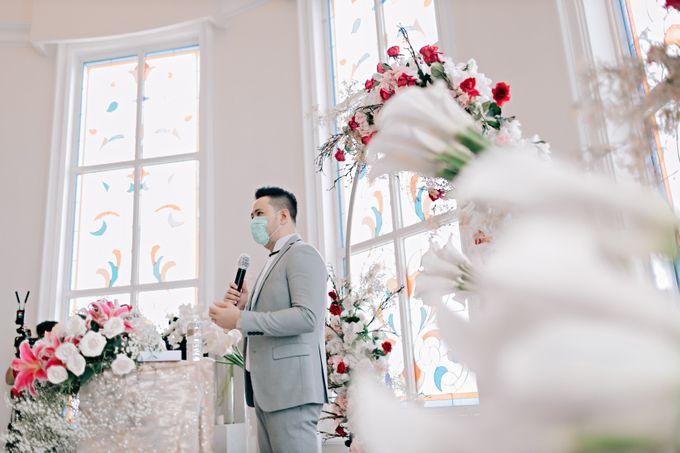 Wedding of Angga & Andrea by Treesia Makeup Artist - 047