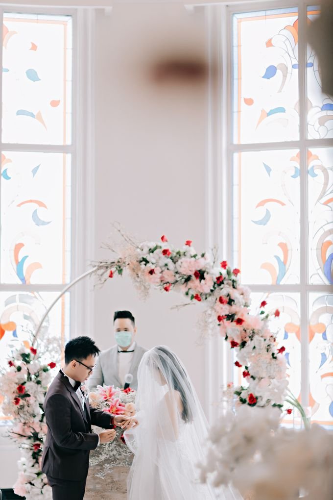 Wedding of Angga & Andrea by FROST Event Designer - 048