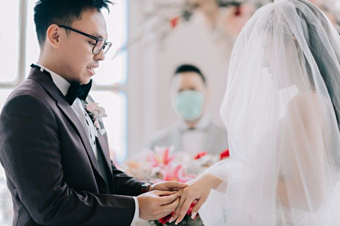 Wedding of Angga & Andrea by FROST Event Designer - 049