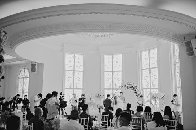 Wedding of Angga & Andrea by Treesia Makeup Artist - 050