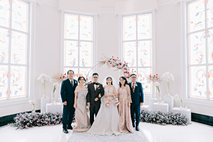 Wedding of Angga & Andrea by FROST Event Designer - 001