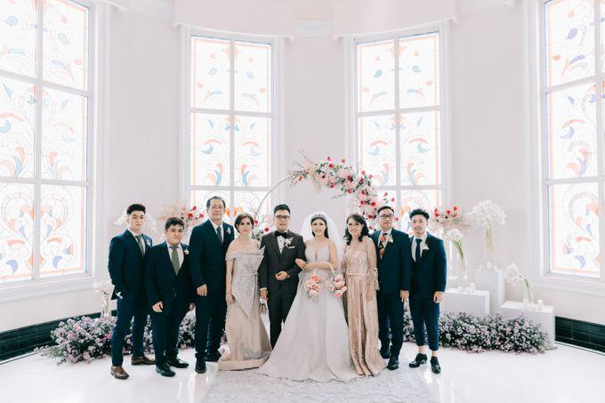 Wedding of Angga & Andrea by Treesia Makeup Artist - 002