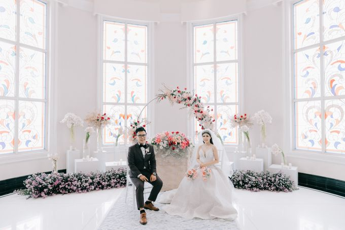 Wedding of Angga & Andrea by FROST Event Designer - 003