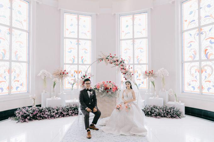 Wedding of Angga & Andrea by Treesia Makeup Artist - 003