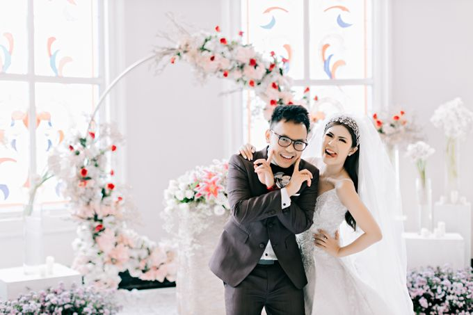 Wedding of Angga & Andrea by FROST Event Designer - 008
