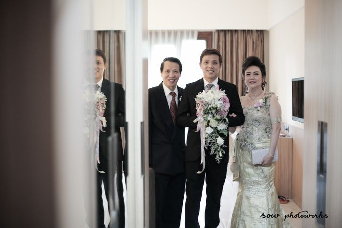 The Wedding of Andree & Risa by FROST Event Designer - 030