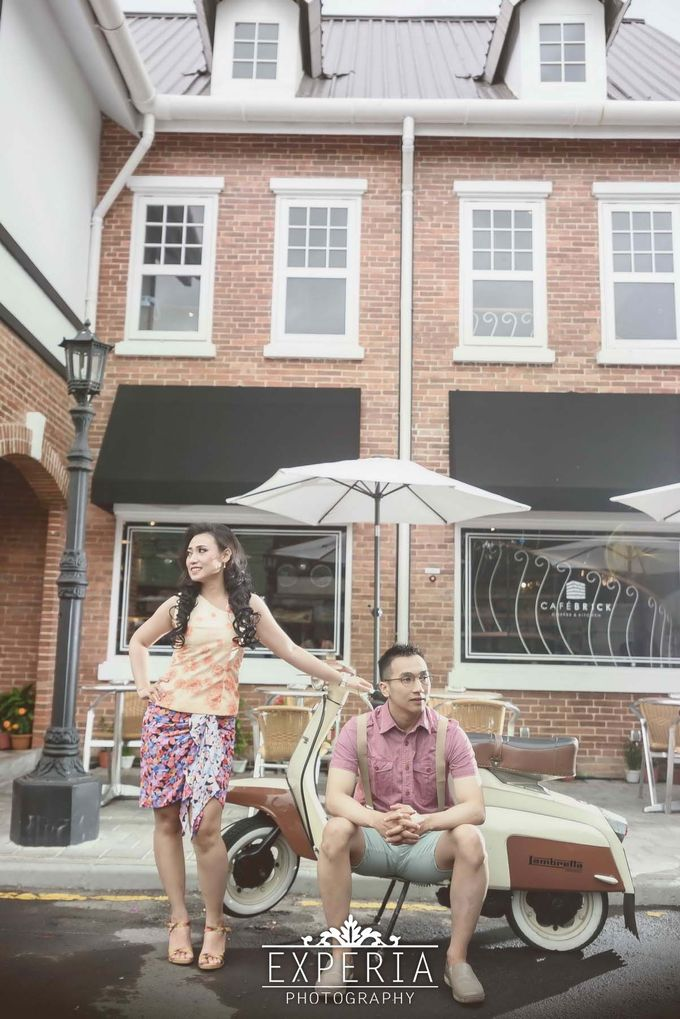 PreWedding Robby & Fanni by Experia Photography - 001