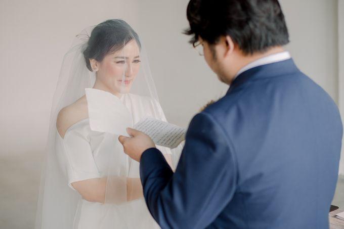 Intimate Wedding - Lukas & Olivia by Iris Photography - 021