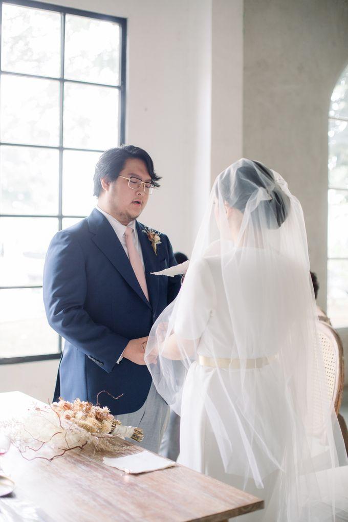 Intimate Wedding - Lukas & Olivia by Iris Photography - 022