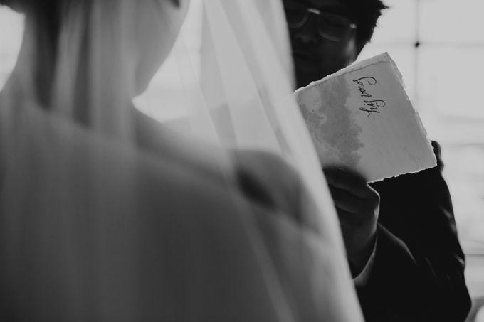 Intimate Wedding - Lukas & Olivia by Iris Photography - 023