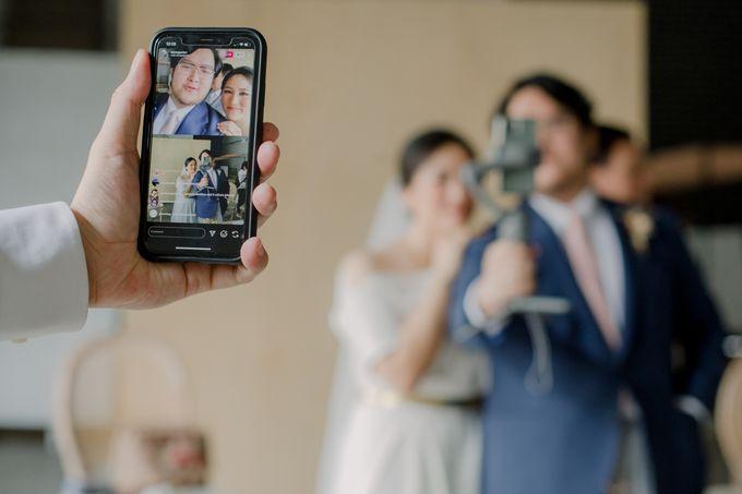 Intimate Wedding - Lukas & Olivia by Iris Photography - 029