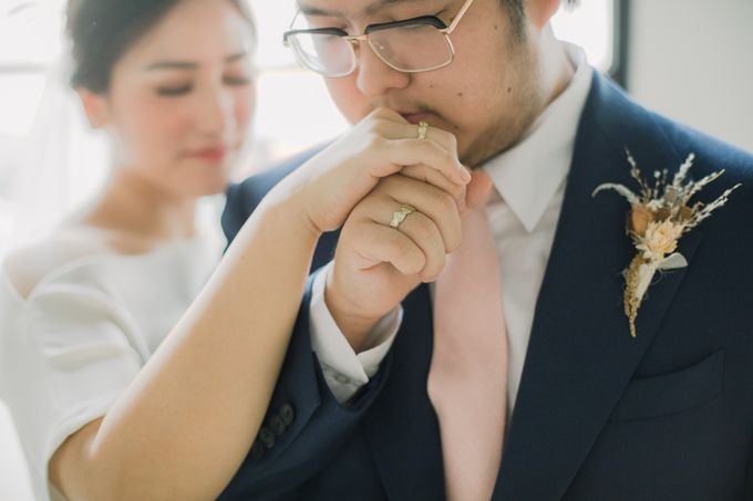 Intimate Wedding - Lukas & Olivia by Iris Photography - 032