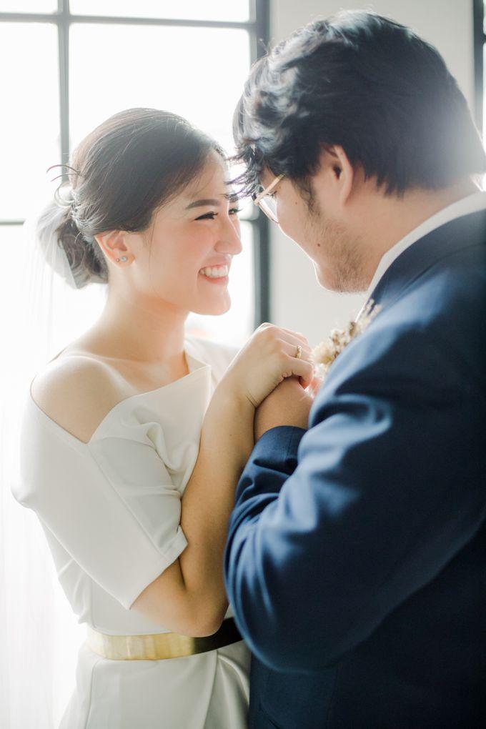 Intimate Wedding - Lukas & Olivia by Iris Photography - 034