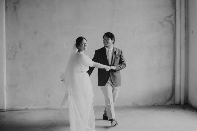 Intimate Wedding - Lukas & Olivia by Iris Photography - 036