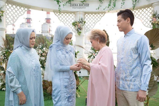 Engagement Day of Roger Danuarta & Cut Meyriska by D'banquet Pantai Mutiara - 004