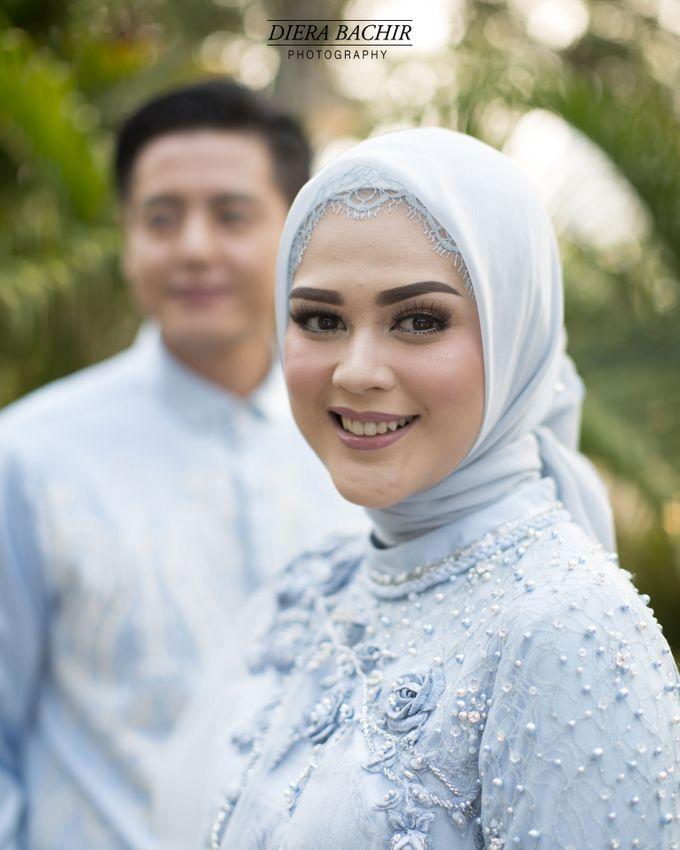 Engagement Day of Roger Danuarta & Cut Meyriska by D'banquet Pantai Mutiara - 012