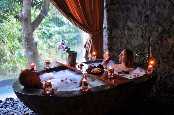 Honeymoon with Theanna Villa by JT PRATAMA TOUR - 007