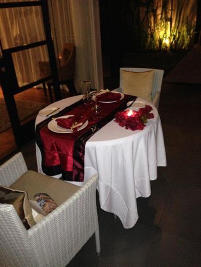 Romantic Package by Villa de daun - 009