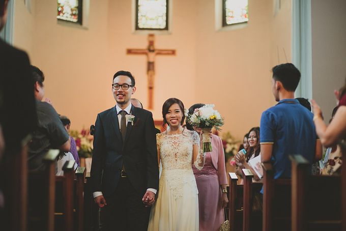 Andre & Agnes Wedding by Pine Hill Cibodas - 011