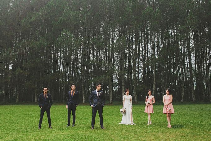 Andre & Agnes Wedding by Pine Hill Cibodas - 016
