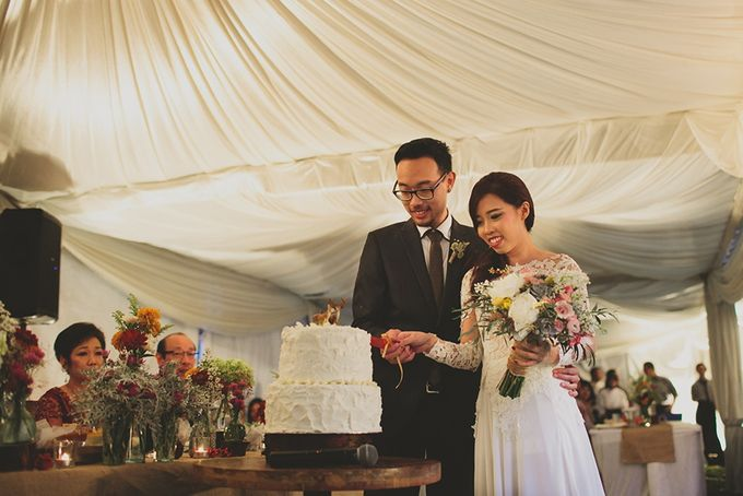 Andre & Agnes Wedding by Pine Hill Cibodas - 031