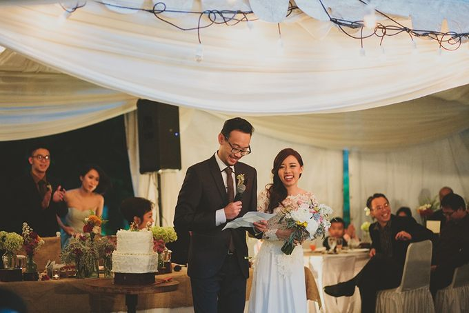 Andre & Agnes Wedding by Pine Hill Cibodas - 032