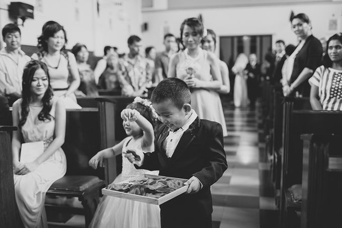 Andre & Agnes Wedding by Pine Hill Cibodas - 006