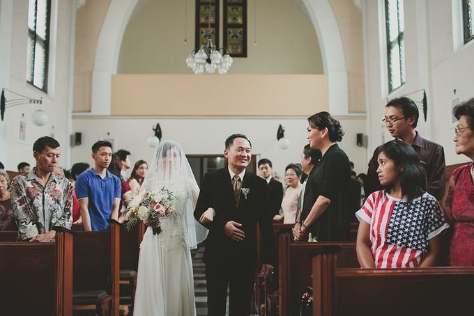 Andre & Agnes Wedding by Pine Hill Cibodas - 007