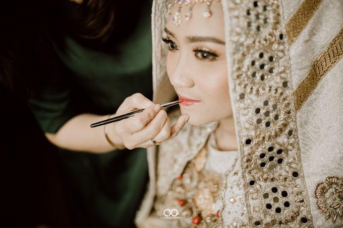 The Wedding of Gandewo & Elrin by Khayim Beshafa One Stop Wedding - 002